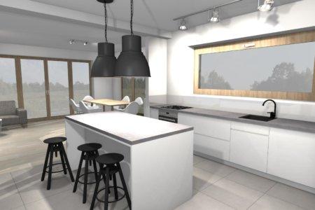 Projekt Wnętrza – Dom pod Lublinem